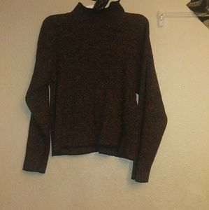 Amazing Joan Vass sweater sz Medium